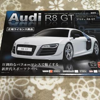 アウディ(AUDI)のアウディ R8 GT ラジコン(トイラジコン)