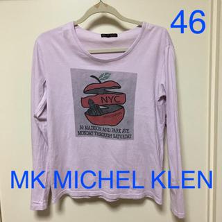 MK MICHEL KLEIN - 【MK MICHEL KLEN homme】men's 長袖Tシャツ