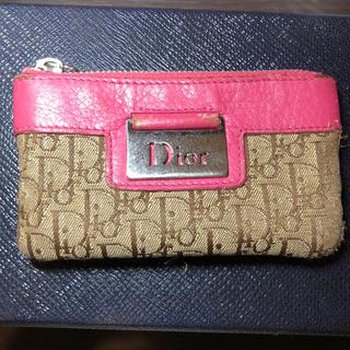 クリスチャンディオール(Christian Dior)の最終値下げ!ディオール キーケース トロッター dior ブランド ロゴ(キーケース)