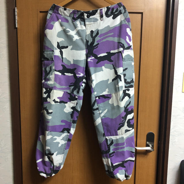 ROTHCO(ロスコ)のmade in USA ROTHCO BDU pants 6ポケットカーゴパンツ メンズのパンツ(ワークパンツ/カーゴパンツ)の商品写真