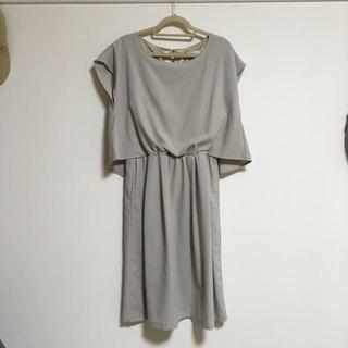 ナノユニバース(nano・universe)のドレス ワンピース(nano universe)(ミディアムドレス)