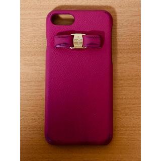 サルヴァトーレフェラガモ(Salvatore Ferragamo)のiPhoneSE・6・7・8用ケース(フェラガモ)(iPhoneケース)