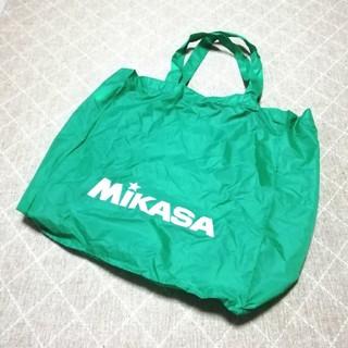 ミカサ(MIKASA)のMIKASA ミカサ ナイロンバッグ グリーン 緑色(その他)