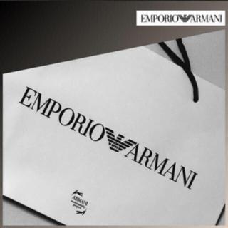 エンポリオアルマーニ(Emporio Armani)のエンポリオアルマーニ リニューアルショッパーMサイズ(ショップ袋)