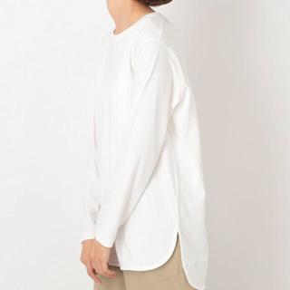 レプシィム(LEPSIM)のラウンドヘムロングTEE(Tシャツ(長袖/七分))