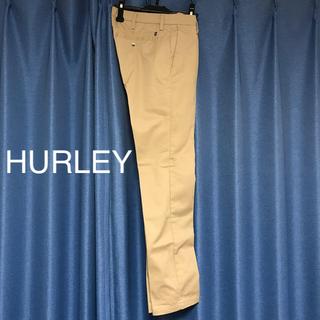 Hurley - 【値下げ】HURLEY チノパン 32インチ