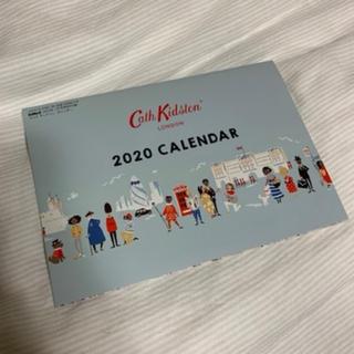 キャスキッドソン(Cath Kidston)のキャスキッドソン カレンダー(カレンダー/スケジュール)