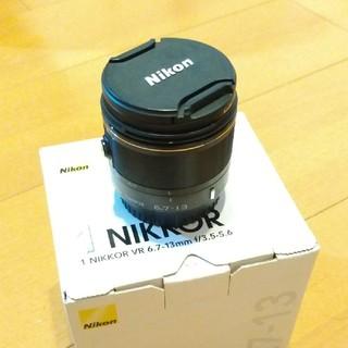 ニコン(Nikon)の1 NIKKOR VR 6.7-13mm f3.5-5.6(レンズ(ズーム))