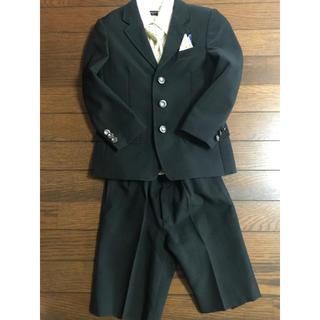ヒロミチナカノ(HIROMICHI NAKANO)の値下げ美品 ヒロミチナカノ 110スーツ男の子 6点セット(ドレス/フォーマル)