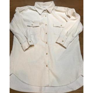 フリークスストア(FREAK'S STORE)のFREAK'S STORE コーデュロイビッグシャツ(シャツ/ブラウス(長袖/七分))