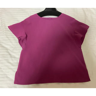 ナチュラルビューティーベーシック(NATURAL BEAUTY BASIC)のブラウス(シャツ/ブラウス(半袖/袖なし))