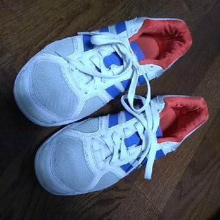 アディダス(adidas)のアディダス 室内スポーツ シューズ 22.5(スクールシューズ/上履き)