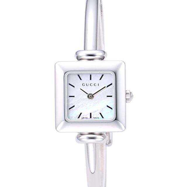 gaga 時計 スーパーコピー�京 / Gucci - [グッ�] 腕時計 1900 ホワイトパール文字盤 YA019518 シル�ー �通販 by ♡︎♡︎♡︎