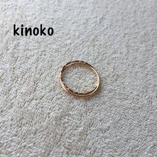Wリング 3.5号(リング(指輪))