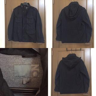 オールドネイビー(Old Navy)の最終年末セール‼︎送料込‼︎ old navy field jacket レア (ミリタリージャケット)