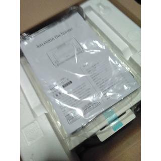 バルミューダ(BALMUDA)のバミューダ トースター K01E-WS White(調理機器)
