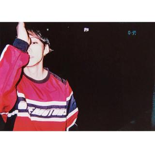 ミハラヤスヒロ(MIHARAYASUHIRO)のTAKUYA∞ 着用  MYNE ナイロンスウェット Red Lサイズ (スウェット)