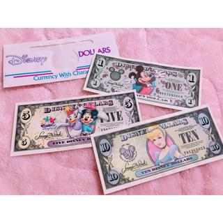 ディズニー(Disney)のディズニー ドル 発行最終日 ディズニードル ディズニーダラー Disney (貨幣)