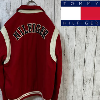 トミーヒルフィガー(TOMMY HILFIGER)のTOMMY HILFIGER トミーヒルフィガースタジャン(スタジャン)