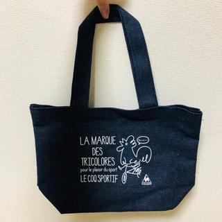 ルコックスポルティフ(le coq sportif)のルコック ルコックスポルティフ お弁当入れ 小物入れ バッグ(トートバッグ)