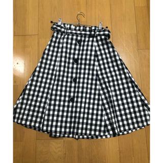 リランドチュール(Rirandture)のリランドチュール♡ギンガムチェックスカート(ひざ丈スカート)
