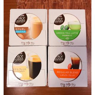 ネスレ(Nestle)の【定価の半額!未開封】スターバックス ネスカフェ ドルチェグスト 4種類×3箱(コーヒー)