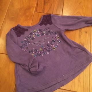 アナスイミニ(ANNA SUI mini)のアナスイミニ 90センチ (Tシャツ/カットソー)