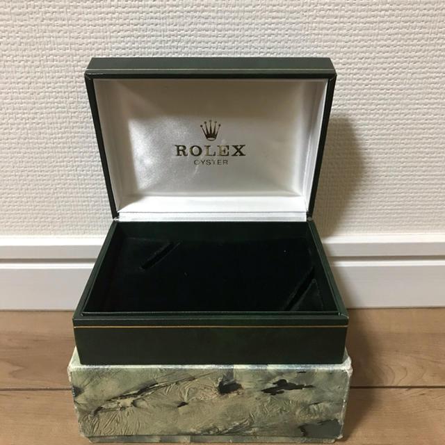 ROLEX - 【希少】ロレックス純正 アンティークボックスの通販 by エアー6840's shop