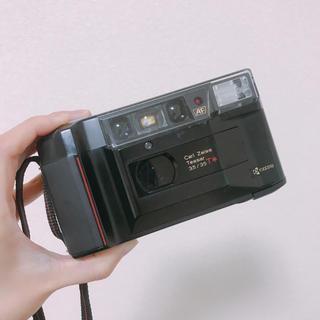 キョウセラ(京セラ)のKYOCERA td コンパクトフィルムカメラ ツァイス(フィルムカメラ)