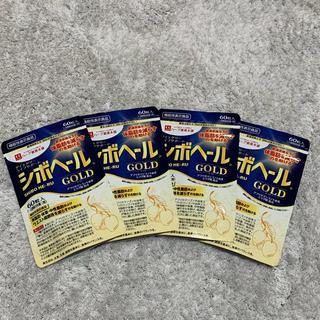 シボヘールゴールド 4袋セット(ダイエット食品)