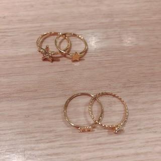 ローズバッド(ROSE BUD)のピンキーリング(๑´∀`๑)(リング(指輪))