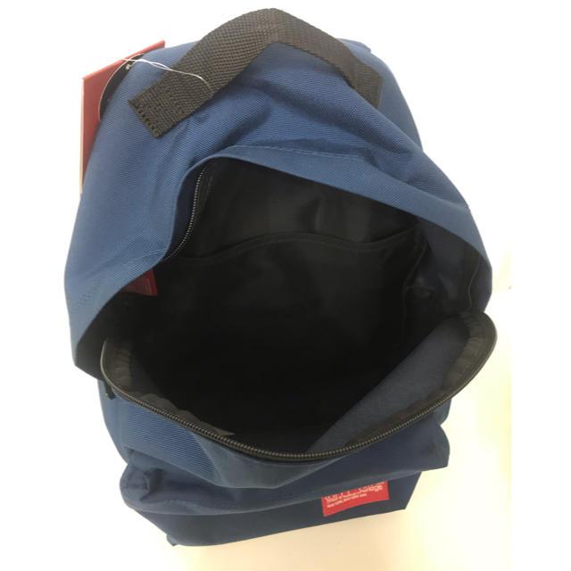 Manhattan Portage(マンハッタンポーテージ)の新品 マンハッタンポーテージ バックパック BIG APPLE BACKPACK メンズのバッグ(バッグパック/リュック)の商品写真