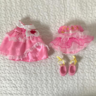 パイロット(PILOT)のメルちゃん ドレス セット(ぬいぐるみ/人形)