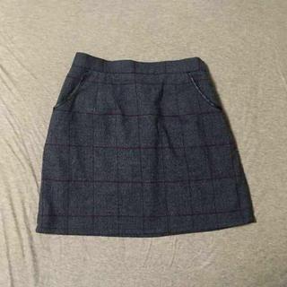 マーキュリーデュオ(MERCURYDUO)のセットアップ スカート(ミニスカート)