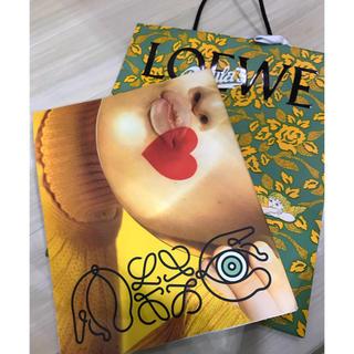 ロエベ(LOEWE)のLOEWE 2019 ss ルック本(ファッション)