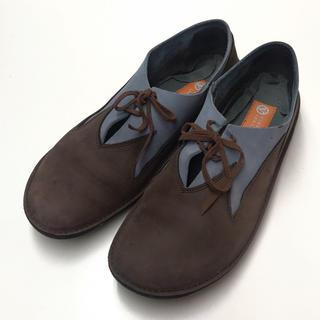 ENRICO UALENTINO   /   2カラーシューズ(ローファー/革靴)