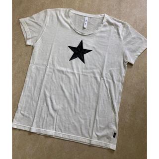 グラム(glamb)の美品 glamb グラム Star CS スター Tシャツ カットソー 2 星柄(Tシャツ/カットソー(半袖/袖なし))