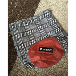 コロンビア(Columbia)のColombia コロンビア ダウンジャケット 収納袋(登山用品)