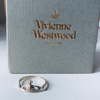 ヴィヴィアンウエストウッド(Vivienne Westwood)の新品/未使用 Vivienne Westwood ベンドームリング Silver(リング(指輪))