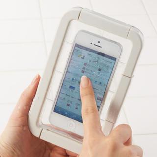 ムジルシリョウヒン(MUJI (無印良品))の無印良品 / スマートフォン用防水ケース(モバイルケース/カバー)