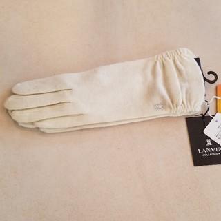 ランバンコレクション(LANVIN COLLECTION)の新品 LANVINコレクション 手袋(手袋)