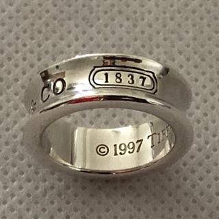 ティファニー(Tiffany & Co.)のティファニー 1997  silverリング 10号  《希少品》(リング(指輪))