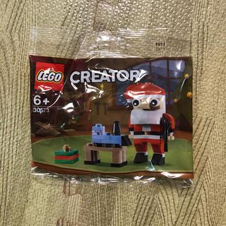 レゴ(Lego)のレゴ LEGO 非売品 サンタ(積み木/ブロック)