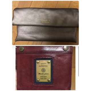 マスターピース(master-piece)の財布、クラッチ(財布)