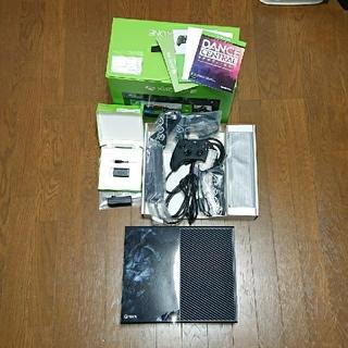 マイクロソフト(Microsoft)のXbox One(中古)Kinectセット+コントローラー用バッテリー(家庭用ゲーム機本体)