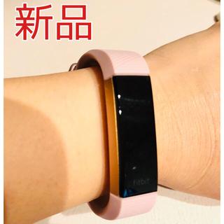 フィットフィット(fitfit)のfitbit alta HR (バント2本付き!)(腕時計(デジタル))