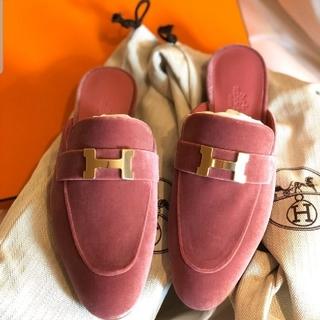 エルメス(Hermes)の新品エルメス ミュール今期靴(ミュール)