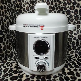 コイズミ(KOIZUMI)の電気圧力鍋 コイズミ★LPC-T12(調理機器)