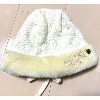 アナスイミニ(ANNA SUI mini)の【新品】アナスイミニ ANNA SUI mini 帽子 (帽子)