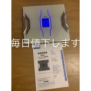 タニタ(TANITA)のTANITA タニタ ヘルスメーター 体重計 体組成計 RD-900 (体重計/体脂肪計)